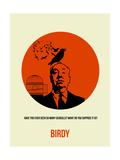 Birdy Poster 2 Poster von Anna Malkin