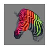 Wild Wild Horse Giclee Print by Louise McNaught
