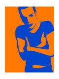 Spotting Poster 3 Giclee-tryk i høj kvalitet af Anna Malkin
