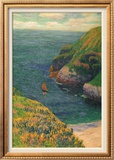 Goulphar, Beautiful Isle Prints by Henry Moret
