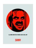 Shiny Poster 1 Reprodukcje autor Anna Malkin