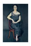 Portrait of Anne Diriart, 1924 Giclee Print by Kees van Dongen