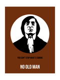 No Old Man Poster 2 Prints by Anna Malkin