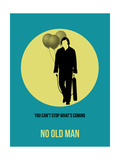 No Old Man Poster 3 Posters by Anna Malkin