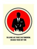 Draper Poster 2 Giclee-tryk i høj kvalitet af Anna Malkin