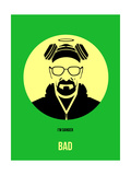 Bad Poster 2 Prints by Anna Malkin
