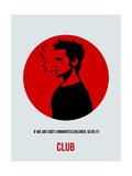 Anna Malkin - Club Poster 2 - Reprodüksiyon