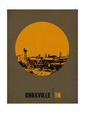 Knoxville Circle Poster 2 Posters by  NaxArt