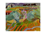 Landscape in Provence, 1905 Giclee Print by Raoul Dufy