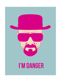 I'm Danger Poster 2 Posters by Anna Malkin
