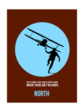 Anna Malkin - North Poster 2 Reprodukce