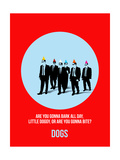 Dogs Poster 2 Prints by Anna Malkin