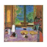 Dining Room on the Garden, 1934-35 Giclée-Druck von Pierre Bonnard