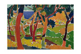 Estaque, 1906 Giclee Print by Andre Derain
