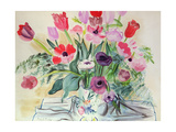 Anemones, 1929-33 Giclee Print by Raoul Dufy