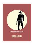 Unchained Poster 2 Print by Anna Malkin
