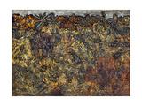 Blossoming Earth Giclée-trykk av Jean Dubuffet