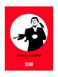 Scar Poster 2 Plakater af Anna Malkin