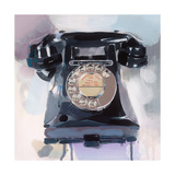 Call Exchange Giclee Print by James Paterson