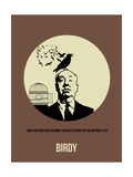 Birdy Poster 1 Art by Anna Malkin