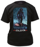 Captain America: The Winter Soldier - Conquering T-shirts