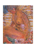 Sombre Nude, 1941 Giclee Print by Pierre Bonnard