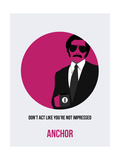 Anchor Poster 2 Art by Anna Malkin