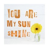 You Are My Sun Shine Giclee Print by Howard Shooter