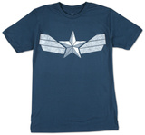 Captain America: The Winter Soldier - Winter Suit (slim fit) T-Shirt