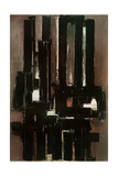 Painting, 1956 Giclee Print by Pierre Soulages