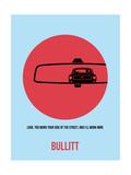 Bullitt Poster 1 Prints by Anna Malkin