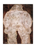 Body of a Woman Impression giclée par Jean Dubuffet