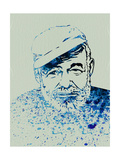 Hemingway Watercolor 1 Prints by Anna Malkin