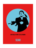 Scar Poster 1 Posters par Anna Malkin