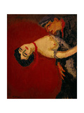 Red Kiss, 1907 Giclee Print by Kees van Dongen