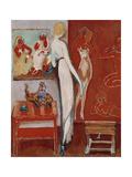 Amusement Giclee Print by Kees van Dongen