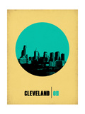 Cleveland Circle Poster 2 Prints by  NaxArt