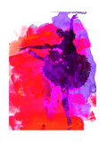 Ballerina Watercolor 3 Posters by Irina March