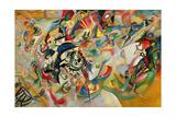 Composition No. 7, 1913 Giclée-trykk av Wassily Kandinsky