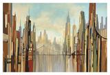 Metropolis Posters par Gregory Lang