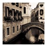 Ponti di Venezia No. 2 Art by Alan Blaustein