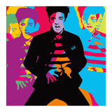 Suspicious Minds Poster by  Lobo