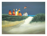 Summer Rentals Prints by Lowell Herrero