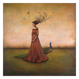 Empty Nest Invocation Art by Duy Huynh