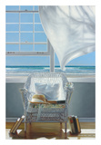 Sundrenched Poster by Karen Hollingsworth