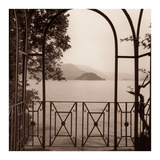 Vista di Lago No. 1 Posters by Alan Blaustein