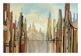 Metropolis Affiches par Gregory Lang