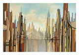 Metropolis Prints by Gregory Lang