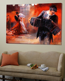 Accordéon Prints by Willem Haenraets