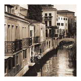 Ponti di Venezia No. 4 Prints by Alan Blaustein